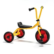Winther Low Design Toddler Tricycle, Yellow, Ages 1-4 Years (WIN580)