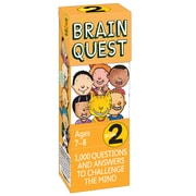 Brain Quest Grade 2 Revised 4th Edition