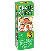 Brain Quest Grade 3 Revised 4th Edition