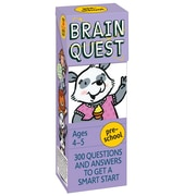 Brain Quest Preschool Revised 4th Edition