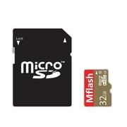 MFLASH - Carte MicroSD U3 2-en-1, 32 Go (MFMSM032121-R)