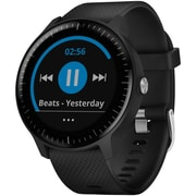 Garmin vivoactive 3 Music, Black with Stainless Hardware (010-01985-01)