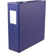 "Wilson Jones® Standard ENVI 3"" D-Ring Binder, Blue (7891061130)"