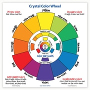 Crystal Productions® Large Student Color Wheel