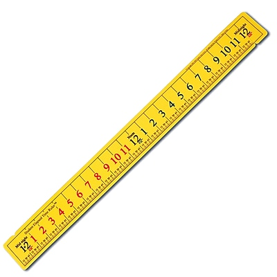 Learning Advantage™ Elapsed Time Ruler™, Student