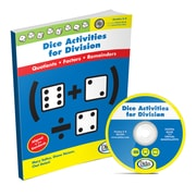 Dice Activities for Division, Grades 4-6