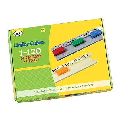 Didax® Unifix 1-120 Number Line