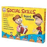 Didax Social Skills Board Games, Grades 1-5 (DD-500063)
