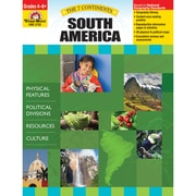 Evan-Moor® The 7 Continents South America Teacher Resource Book