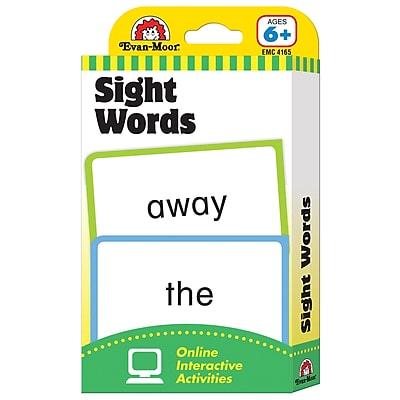 Evan-Moor® Flashcard Sight Words 1-2