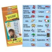 Easy Daysies® French Preschool/Kindergarten Classroom Daily Visual Schedule (ESD215)