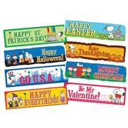 Peanuts® Year of Holidays Mini Bulletin Board Set
