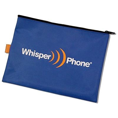 Harebrain Whisperphone®, Deluxe Storage Pouch, Classpack