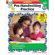 "Carson Dellosa® ""Pre-Handwriting Practice"" Resource Book, Early Learning/Language Arts"