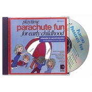 Playtime Parachute Fun, CD