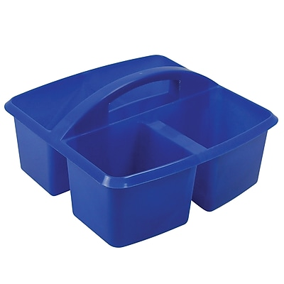 Small Utility Caddy, Blue