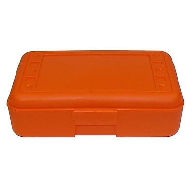 Romanoff Products Pencil Box, Orange (ROM60209)