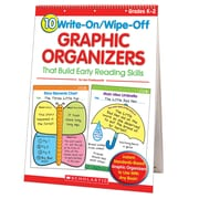 10 Write-On/Wipe-Off Graphic Organizers That Build Early Reading Skills