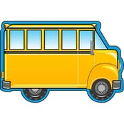 Shapes Etc Notepads, Large, School Bus