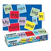 """Smethport® """"Sight Words"""" Card Set, Word Recognition"""