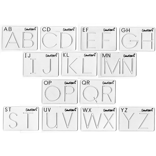 Shop Staples for SchoolRite® Beginning Giant Uppercase