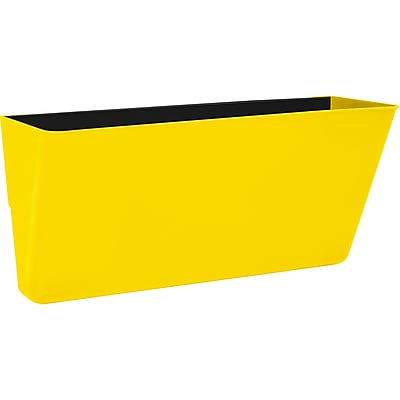 Storex Letter-size Magnetic Wall Pocket, 16