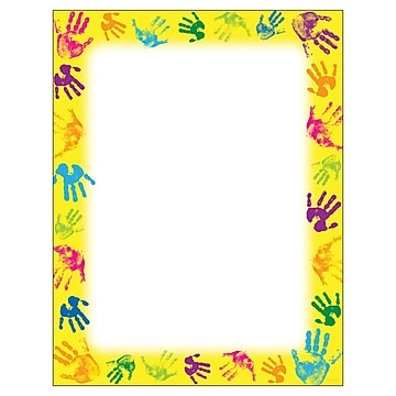 Trend Terrific Papers, Helping Hands