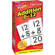 Flash Cards, Trend® Addition 0-12 Skill Drill Flash Cards   (T-53101)