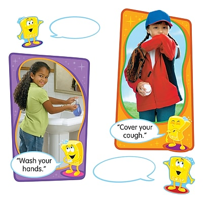 Personal Hygiene Bulletin Board Set