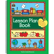 Lesson Plan Book, 3 EA/BD