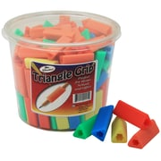 The Pencil Grip™ Triangle Pencil Grip, 200/Pack