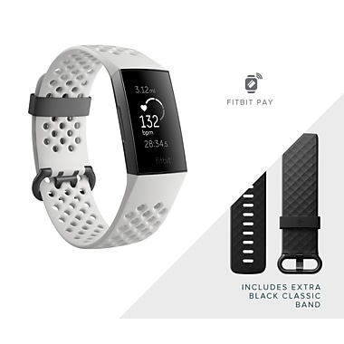 Fitbit Charge 3 SE Fitness Tracker