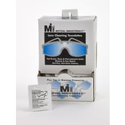 Mutual Industries Lens Cleaning Towelette Dispenser, 10/Pack (50042)