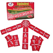 WCA Equivalent Fraction Dominoes, Grades 4 and Up (CRE4519)