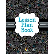 Creative Teaching Press™ BW Collection Lesson Plan Book, 2/Bd