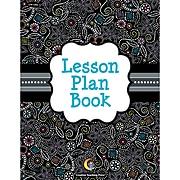 Creative Teaching Press™ BW Collection Lesson Plan Book, 2/Bd