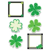 "Creative Teaching Press 6 x 6"" St. Patrick's, Assorted Colors (CTP3896)"