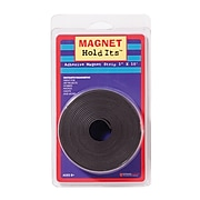 """Dowling Magnets Magnet Strip Roll with Adhesive, 1"""" x 10' (DO-735005)"""