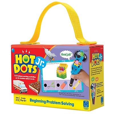 Hot Dots Jr. Card Sets, Problem Solving