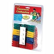 Edupress Classroom Clothesline Kit, 1/ST, 2 ST/BD