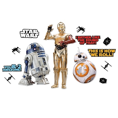 Eureka Star Wars™ Droids Bulletin Board Set (EU-847633)