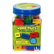 Eureka® Word Tiles Learning Set, 160/PK, 2 PK/BD