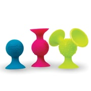 Fat Brain Toy, Pipsquigz, Assorted Colors, 3/pack (FBT089)