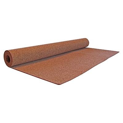 Flipside Cork Roll, 4' x 8', 3mm Thick, FLP38001
