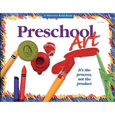 Gryphon House Preschool Art Book
