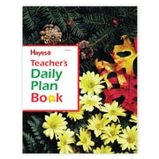 "Teacher's Daily Planner 40 Weeks, 8 3/8"" x 10 7/8"", 96 Pages, 3 EA/BD"