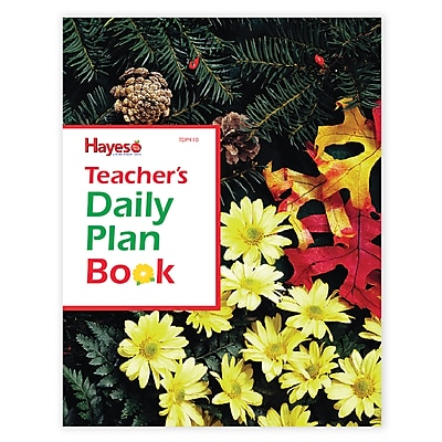 Teacher's Daily Planner 40 Weeks, 8 3/8