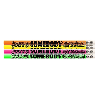 Musgrave You're Somebody Special Pencil, No. 2, 12 packs of 12 (MUS1524D)