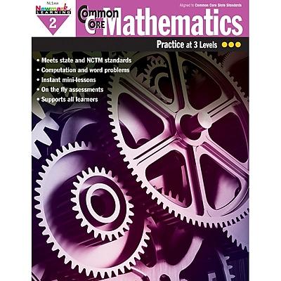 Common Core Mathematics, Grade 2