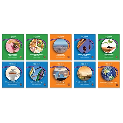 Norwood House Press iScience Readers Level C Book (NW-ISPBC)